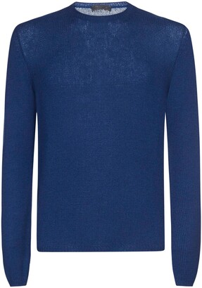 Prada Crewneck Knit Jumper