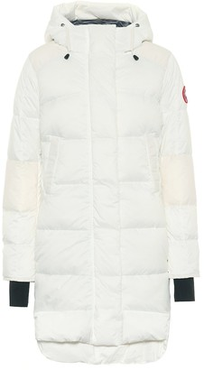 Canada Goose Alliston quilted down coat