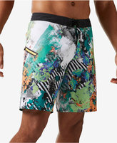 Reebok Men's Super Nasty Floral Crossfit Workout Short