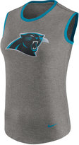 Nike Women's Carolina Panthers Standard Tri Tank
