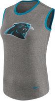 Nike Women's Carolina Panthers Standard Tri Tank