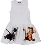 Molo Kids Cordelia Cotton Dress