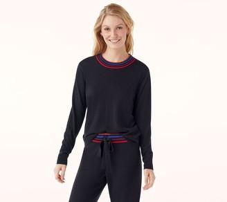 Splendid Long Sleeve Cashblend Pullover - Bighton