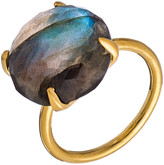 Heather Hawkins Radiate Gemstone Ring - Labradorite