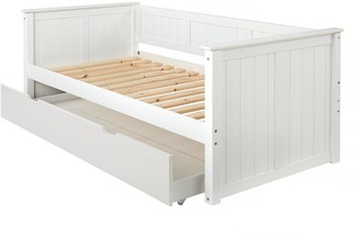 Classic NovaraKids Day Bed with Mattress Options (Buy and SAVE!) Excludes Trundle