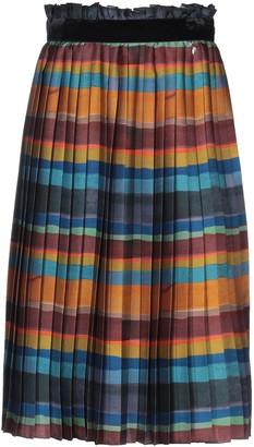 SOUVENIR Knee length skirts