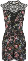 Oasis Royal Worcester Playsuit
