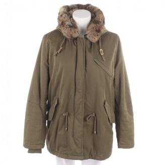 N. Iq+ Berlin \N Khaki Cotton Coats
