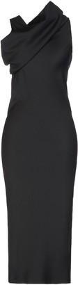 Rick Owens 3/4 length dresses