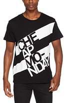 Cheap Monday Men's Standard Tee Prop Logo T-Shirt
