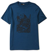 Murano San Francisco Collection Short Sleeve Slim-Fit Lombard Tee