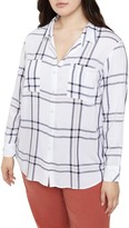Sanctuary Favorite Boyfriend Shirt (Plus Size)