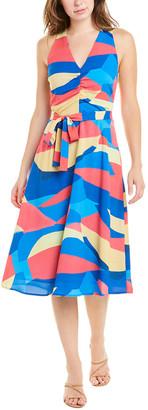 Ecru The Johansson A-Line Dress