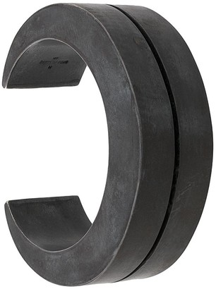 Parts of Four Crescent Crevice v2 30mm bracelet