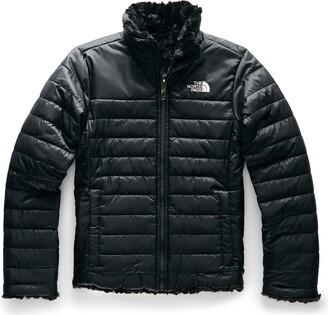 The North Face Mossbud Swirl Reversible Water Repellent Heatseeker(TM) Jacket
