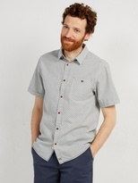 White Stuff Rambling crosshatch shirt