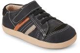 Old Soles Toddler Boys) Black & Grey Denzle Sneakers