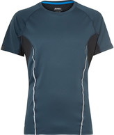 2xu - Thermal Active Panelled Mesh Running T-shirt