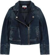 Tommy Hilfiger Jean biker jacket