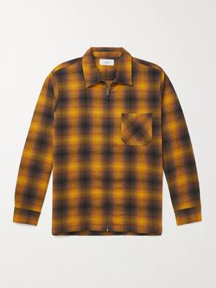Mr P. Checked Woven Shirt