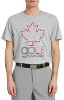 Golf Canada Tour Graphic Golf Tee