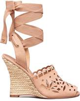Tory BurchTory Burch MAY LACE-UP WEDGE