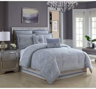 Veratex Brielle Chenille 4 PC Comforter Set, K