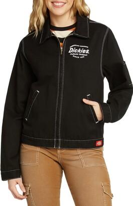Dickies Zip Front Eisenhower Jacket