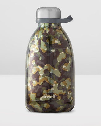 Swell Green Water Bottles - Roamer Metallic Camo Collection 1900ml Incognito - Size One Size at The Iconic