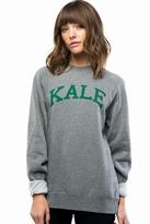 Sub Urban Riot Sub_Urban Riot Kale Unisex Sweatshirt in Heather Grey