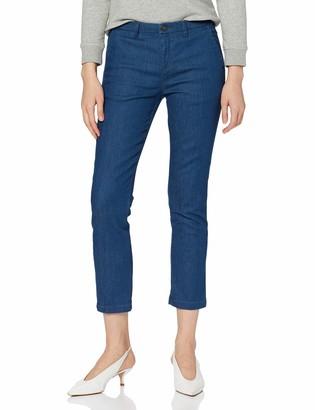 Marc O'Polo Women's 702915112247 Denim Trousers