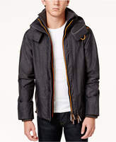 Superdry Men's Technical Hooded Windbreaker Jacket