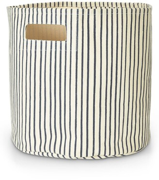 Pehr Stripes Away Canvas Bin