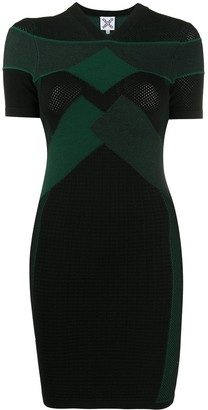 Kenzo Sport knitted dress