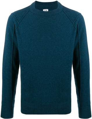 C.P. Company round neck jumper