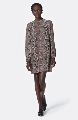 Joie Briona Silk Mini Dress
