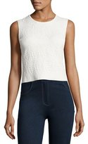A.L.C. Blithe Embossed Tank Top