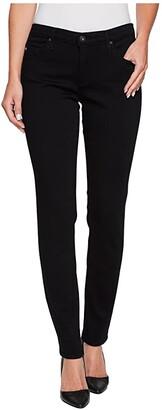 AG Jeans Leggings Ankle in Super Black (Super Black) Women's Jeans