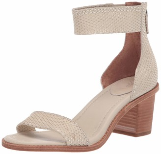 Frye Women's Brielle Back Zip Flat Sandal