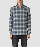 AllSaints Dresher Check Shirt