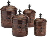 Old Dutch International Versailles 4-pc. Canisters