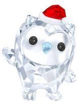 Swarovski Hoot the Owl Christmas Ornament