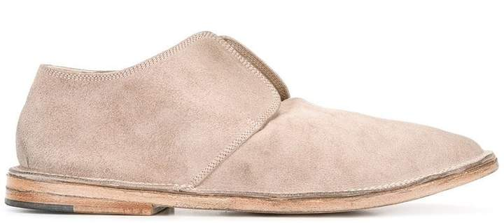 Marsèll concealed lace-up loafers