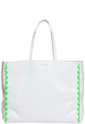Orciani Le Sac Shopper Bag In White