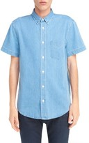 Acne Studios Men's Isherwood Chambray Shirt