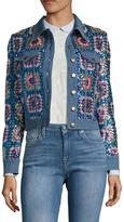 Manoush Paillettes 70's Jacket