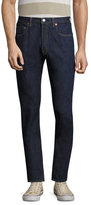 Levi's 1966 501 Customized New Rinse Straight Jeans