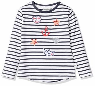 Salt&Pepper Salt and Pepper Girls' 03111232 Longsleeve T - Shirt