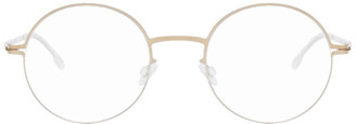 Mykita Gold Lite Lotta Glasses