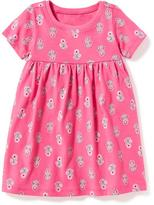 Old Navy Empire-Waist Jersey Dress for Baby